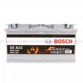Аккумулятор BOSCH S5 AGM 6CT 95Ah II-+II 0092S5A130