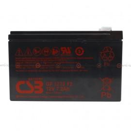 Аккумулятор CSB 7.2Ah II+-II GP1272F2