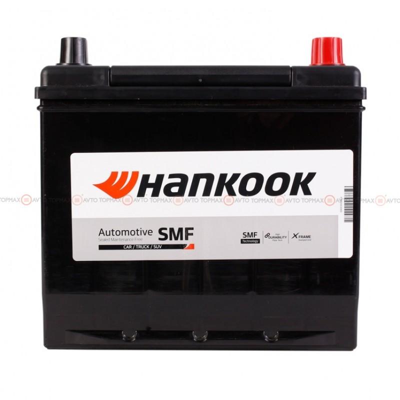 Аккумулятор HANKOOK SMF 6CT 68Ah ASIA II-+II MF85D23FL