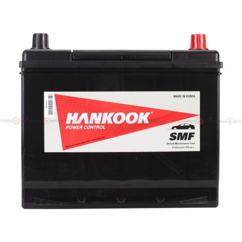 Аккумулятор HANKOOK SMF 6CT 70Ah ASIA II-+II MF100D26FL