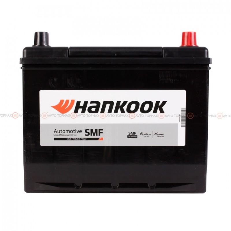 Аккумулятор HANKOOK SMF 6CT 72Ah ASIA II-+II MF90D26FL