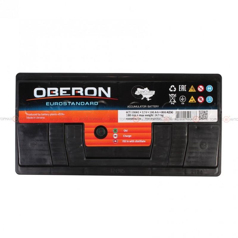Аккумулятор OBERON Eurostandard 6CT 100Ah II-+II