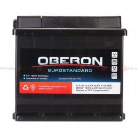 Аккумулятор OBERON Eurostandard 6CT 50Ah II-+II