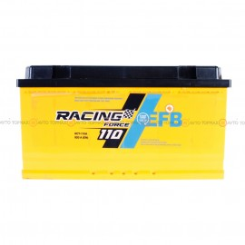 Аккумулятор RACING FORCE Premium EFB 6CT 110Ah II-+II