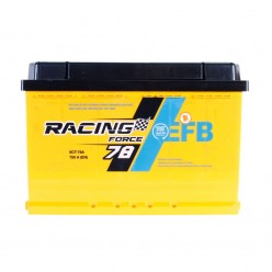 Аккумулятор RACING Force Premium EFB 6CT 78Ah II-+II