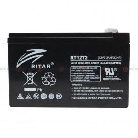 Аккумулятор RITAR AGM 7.2Ah II+-II RT1272B