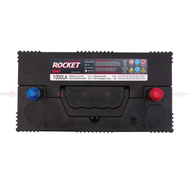 Аккумулятор ROCKET 6CT 100Ah ASIA 1000LA