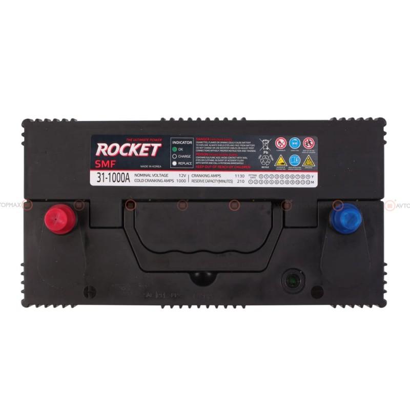 Аккумулятор ROCKET 6CT 120Ah ASIA 31-1000A
