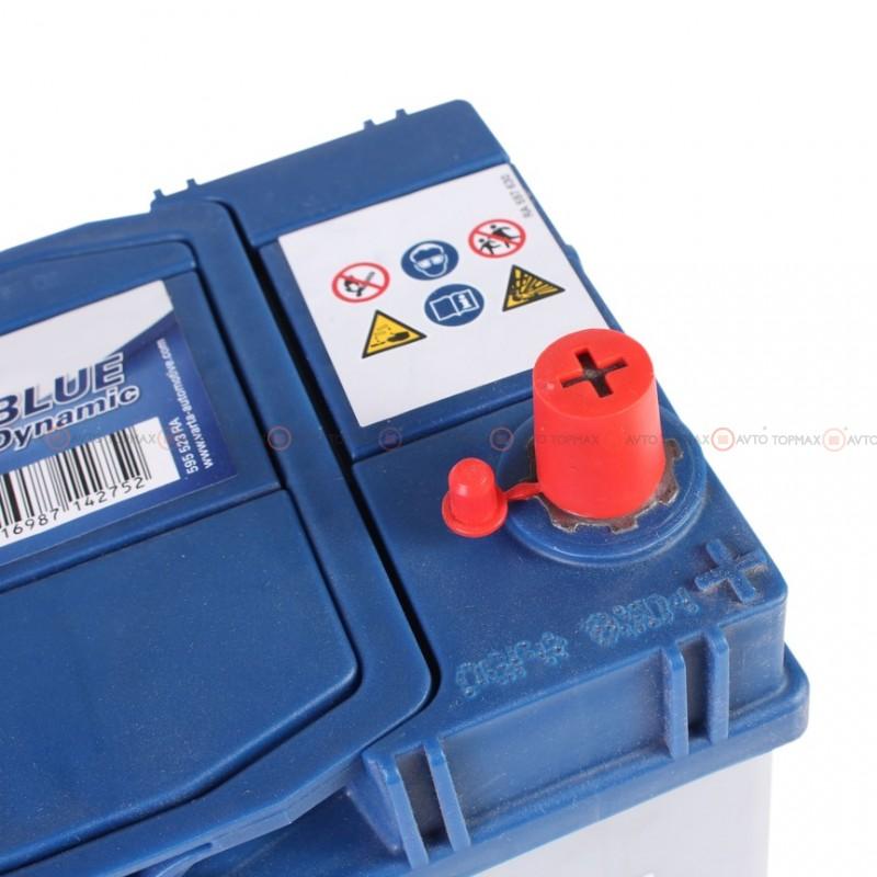 Аккумулятор VARTA Blue Dynamic 6CT 40Ah ASIA II-+II A13 540125033
