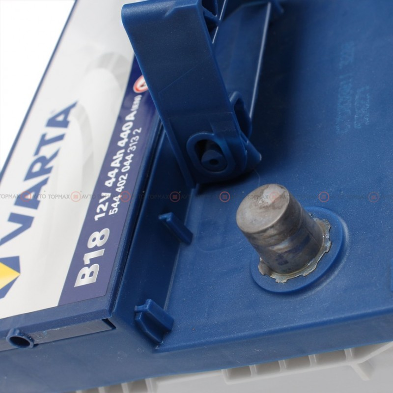 Аккумулятор VARTA Blue Dynamic 6CT 44Ah Низкий II-+II B18 544402044