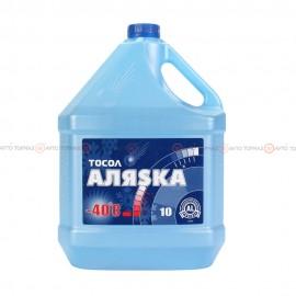 Тосол АЛЯSКА -40 10л