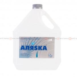 Вода дистиллированная АЛЯSКА 5л