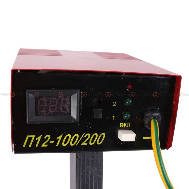 Нагрузочная вилка с переключением ИМПУЛЬС П12 100/200А