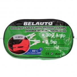 Провода внешнего пуска BELAUTO 2500мм 300А