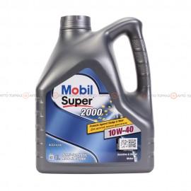 Масло моторное Mobil Super 2000 10W-40 4л