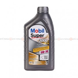 Масло моторное Mobil Super 3000 FE 5W-30 1л