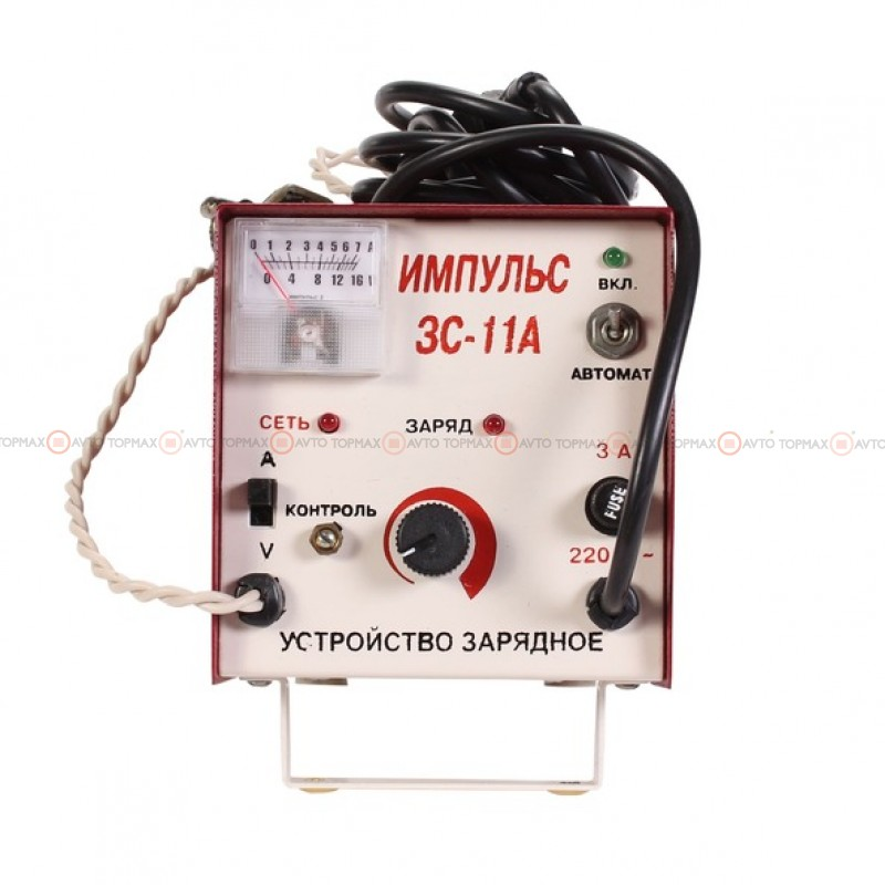 Зарядное устройство ИМПУЛЬС ЗС 11 7А