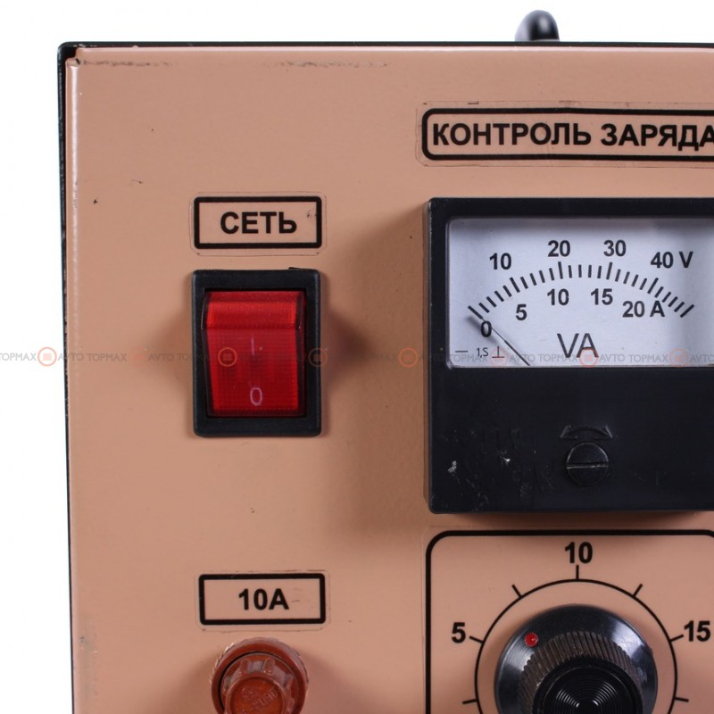 Зарядное устройство УЗ 1 20-24 ЕС 20А