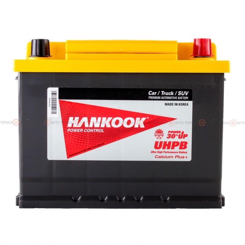 Аккумулятор HANKOOK UHPB 6CT 68Ah II-+II 56800