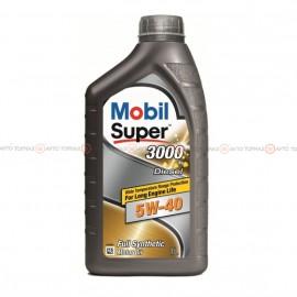 Масло моторное Mobil Super 3000 X1 Diesel 5W-40 1л