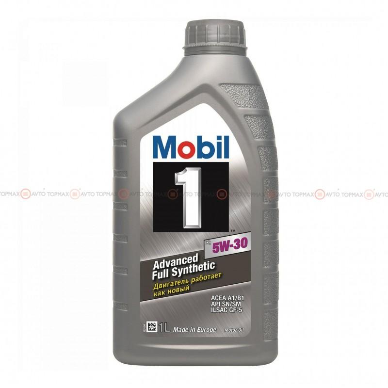 Масло моторное Mobil 1 5W-30 1л