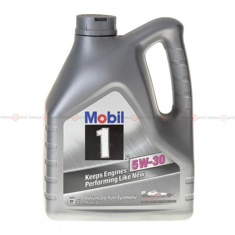 Масло моторное MOBIL 1 5W-30 4л