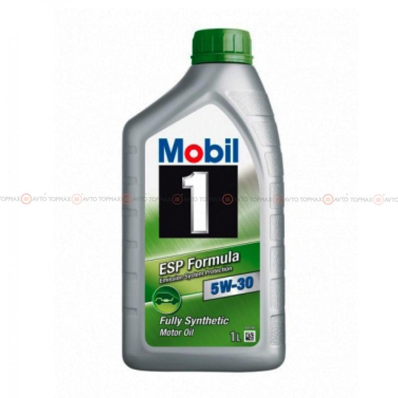 Масло моторное MOBIL 1 ESP 5W-30 1л