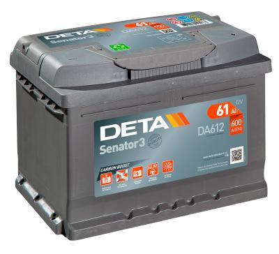 Купить аккумулятор DETA