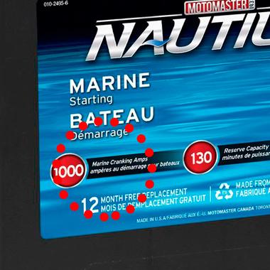 Купить аккумуляторы для лодки