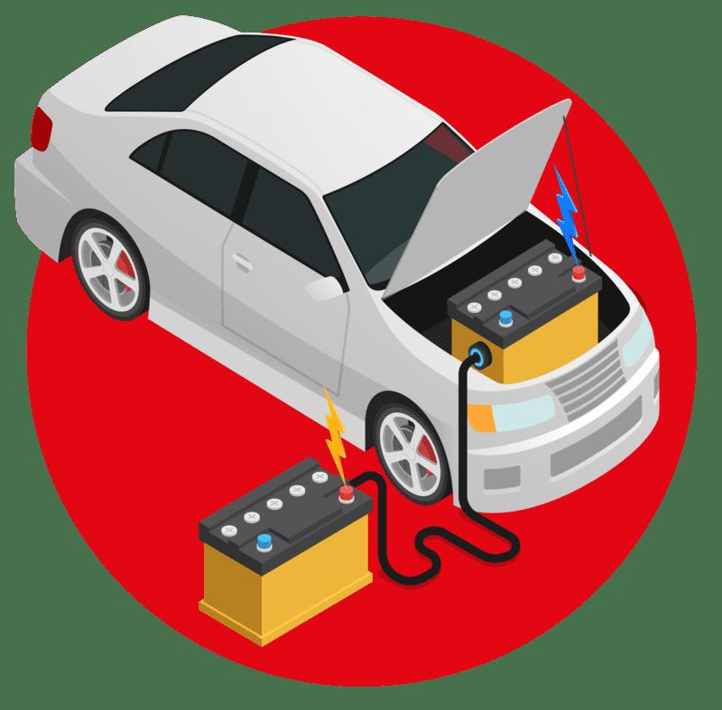 купить аккумулятор чтобы поменяли в машине