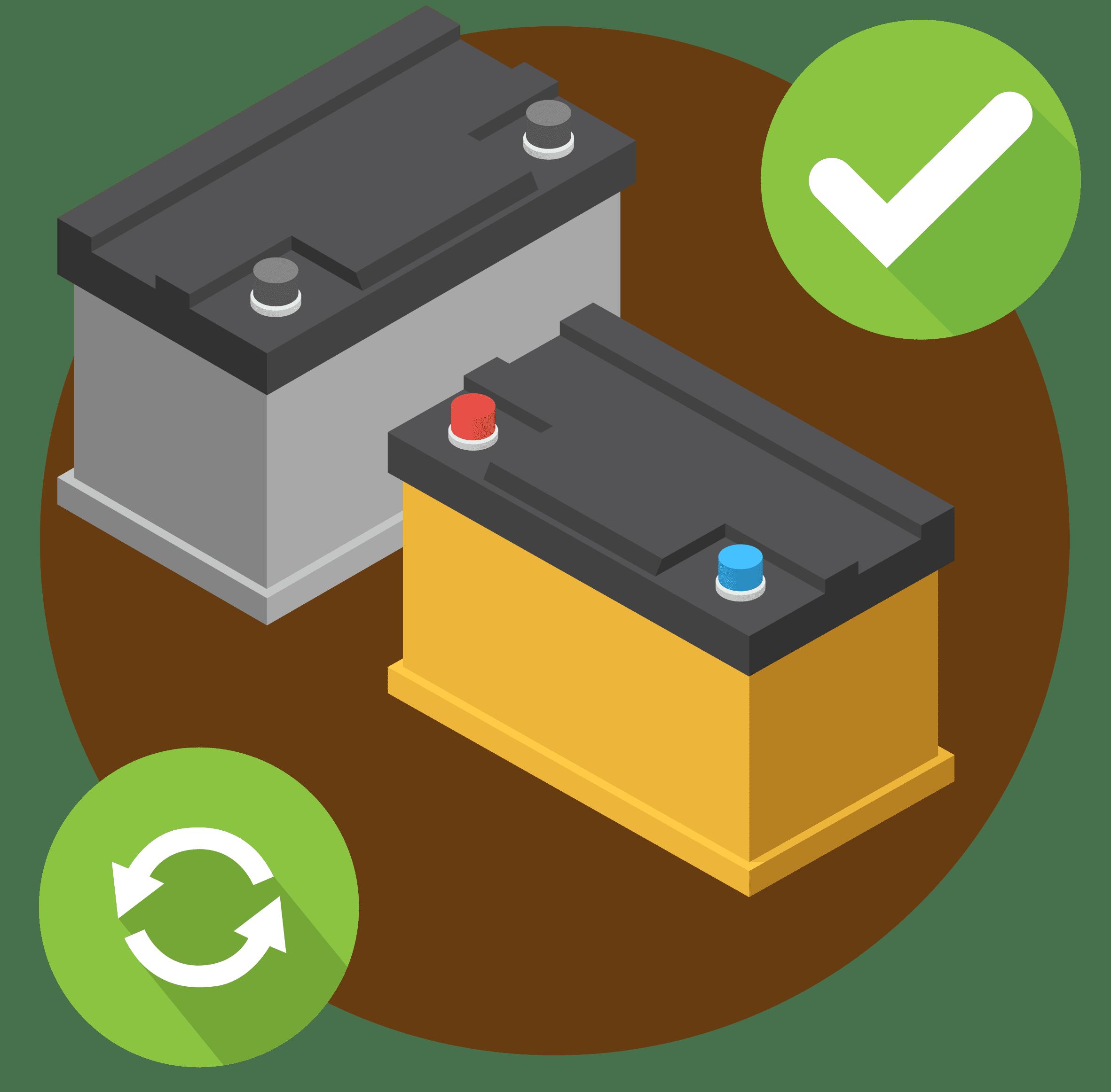 автомобильные аккумуляторы гарантия 3 года